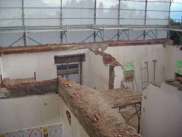 Interventi per ripristino edifici ammalorati