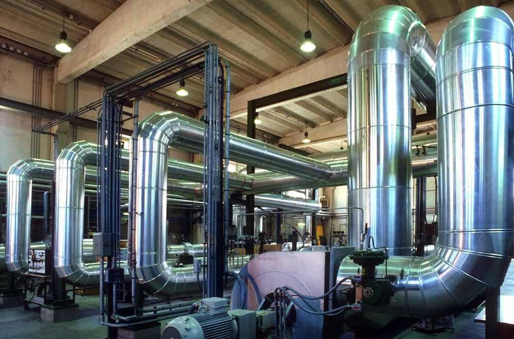 Progettazione, Gestione e Manutenzione Impianti Industriali