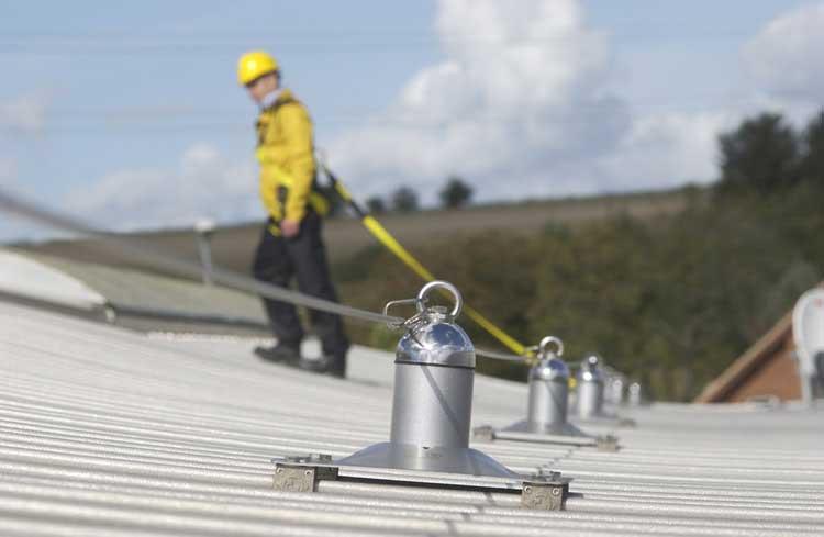 Progettazione, installazione e manutenzione Linee Vita